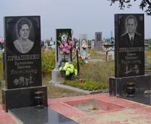 Эконом памятник Арка с резным профилем Троицк, Челябинская обл.